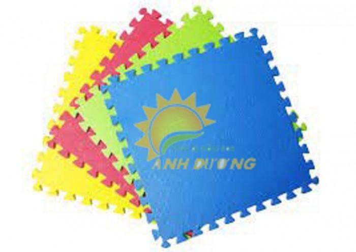 Chuyên cung cấp sỉ - lẻ thảm xốp lót sàn nhiều màu giá TỐT0