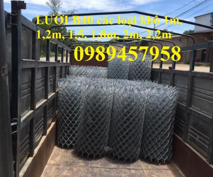 Lưới thép b40 giá rẻ, lưới hàng rào b40 tại Hà Nội0