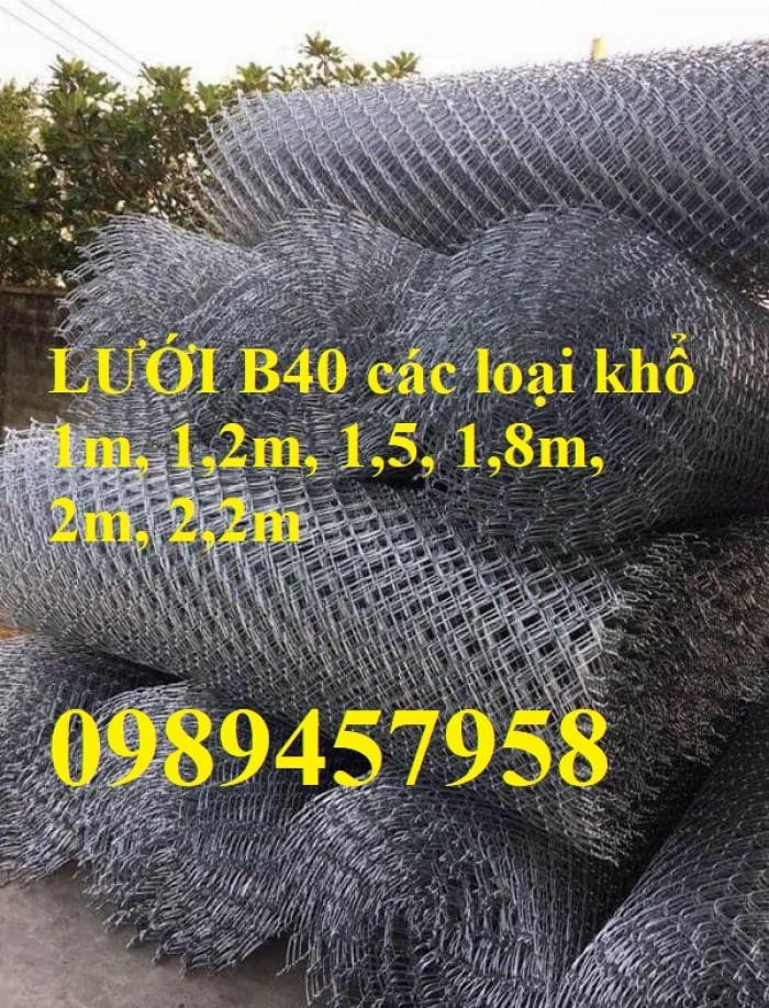 Lưới thép b40 giá rẻ, lưới hàng rào b40 tại Hà Nội2