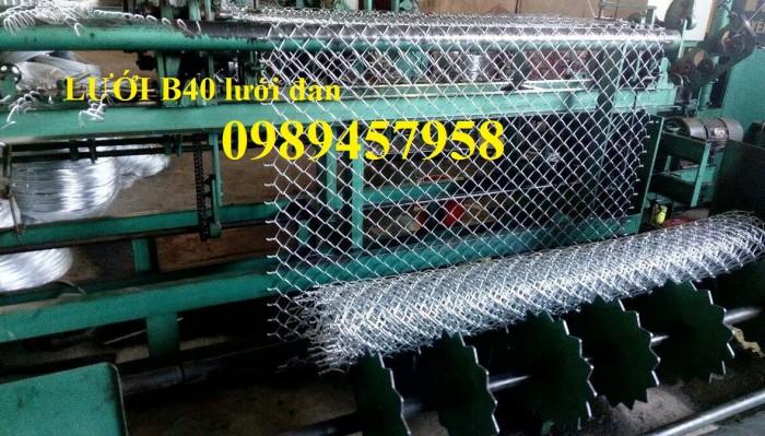 Lưới thép b40 giá rẻ, lưới hàng rào b40 tại Hà Nội1