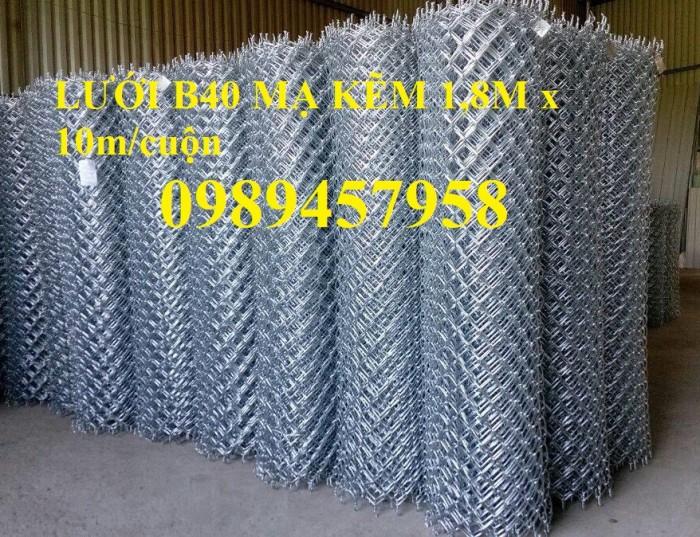 Lưới thép b40 giá rẻ, lưới hàng rào b40 tại Hà Nội3