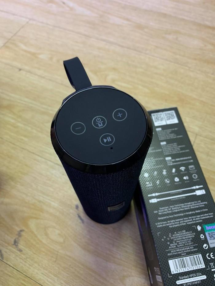 Loa bluetooth Hoco BS33 V5.0 - pin trâu - hỗ trợ AUX, USB, thẻ Nhớ0