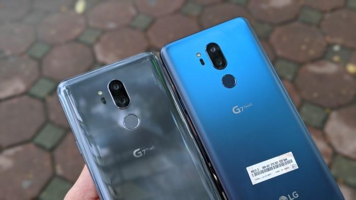 Điện thoại LG G7 ThinQ Mới 99%    Nguyên Zin 100% - Tặng kèm đủ phụ kiện0