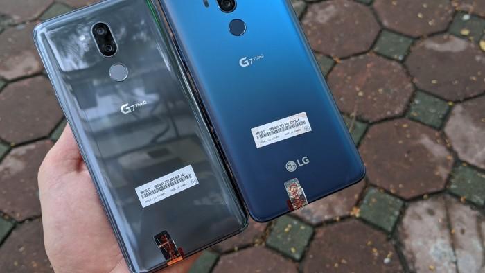 Điện thoại LG G7 ThinQ Mới 99%    Nguyên Zin 100% - Tặng kèm đủ phụ kiện4
