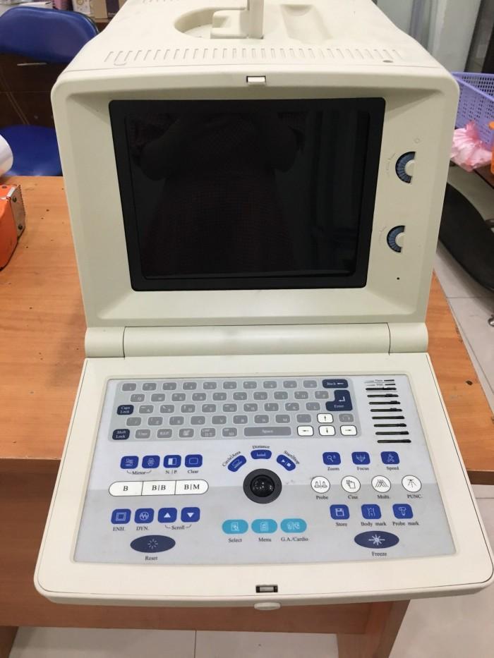 Thanh lý máy siêu âm xách tay trắng đen Newtech4