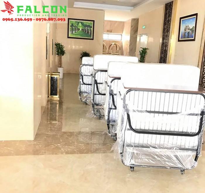 Giường phụ khách sạn Falcon giá rẻ1