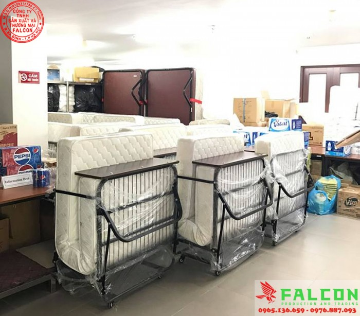 Giường phụ khách sạn Falcon giá rẻ2