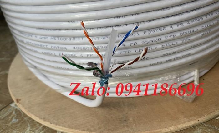 Cáp mạng COMMSCOPE/AMP Cat6A FTP PN 1859218-21