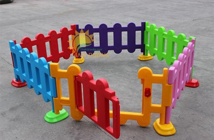 Chuyên nhà banh nhựa trong nhà dành cho trẻ em mầm non giá TỐT4