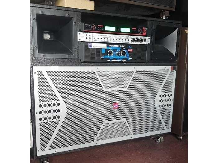 Loa kéo điện Q_Boss model Q4500