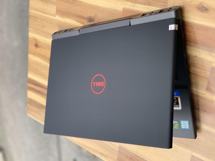 Laptop Dell Gaming 7567, i7 7700HQ 8G SSD128+1000G Vga GTX1050taHD Đ2