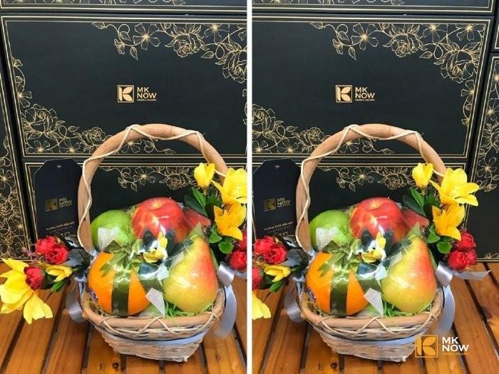 Giỏ trái cây quà tặng bạn thân - FSNK174