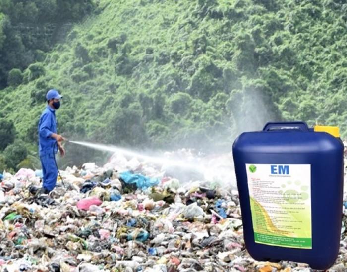 Chế phẩm EM gốc xử lý rác thải, bảo vệ môi trường1