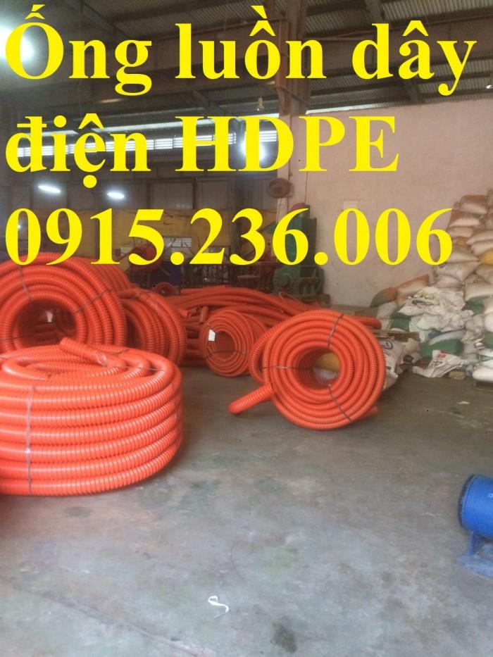 Nơi mua ống luồn dây điện HDPE giá tốt nhất3