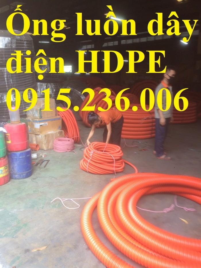 Nơi mua ống luồn dây điện HDPE giá tốt nhất6