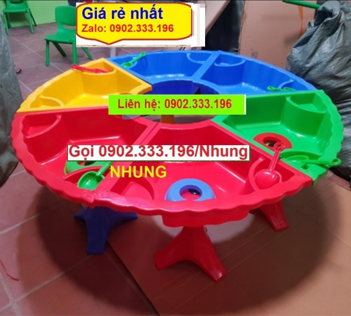 Chuyên bán đồ chơi với cát mầm non