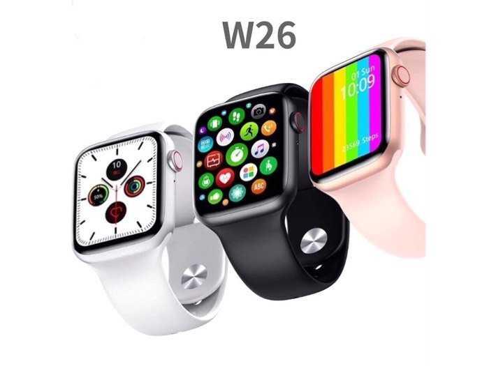 Đồng Hồ Thông minh W26 kết nối bluetooth nghe gọi như điện thoại, kiểu dáng đẹp