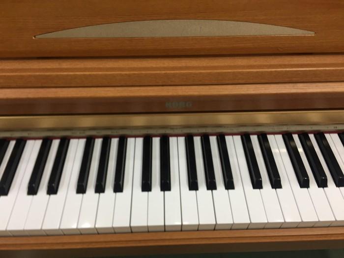 Piano điện korg c-3302