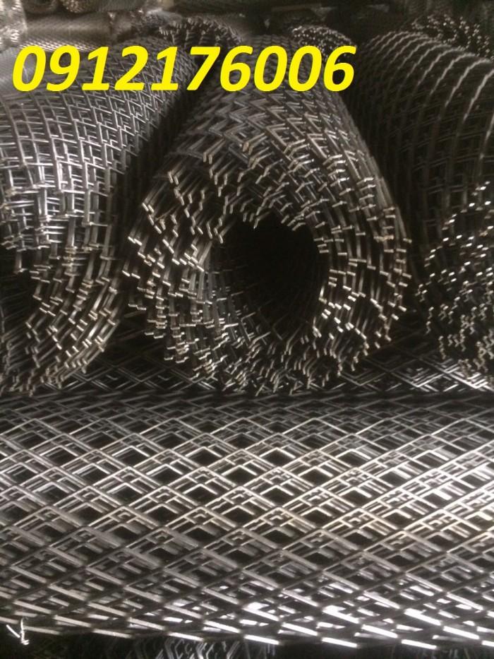 Lưới trám, lưới hình thoi, lưới kéo giãn21