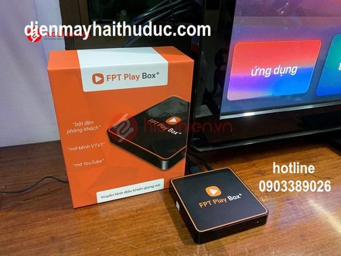 FPT Play Box 2020 xem tất cả các kênh truyền hình K+ trên FPT Play Box mà không cần phải mua thêm thiết bị khác.