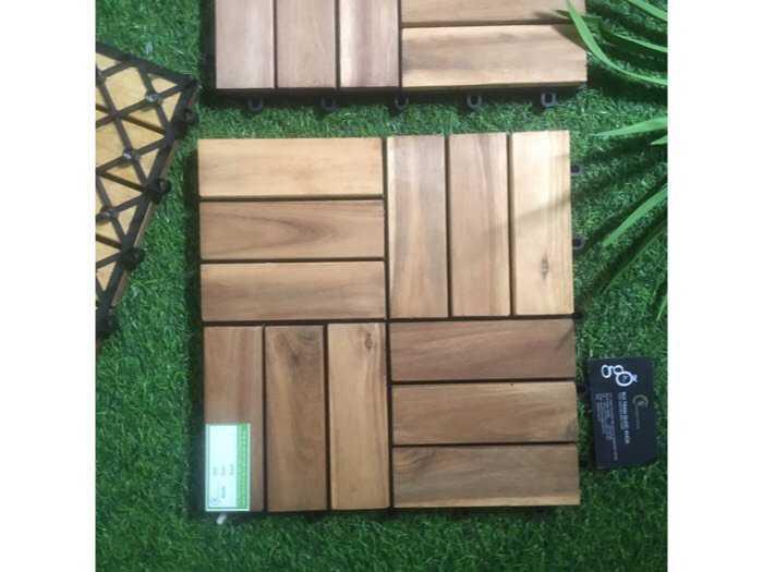 Tấm gỗ lót sàn tiện lợi, dùng ở nhiều vị trí1