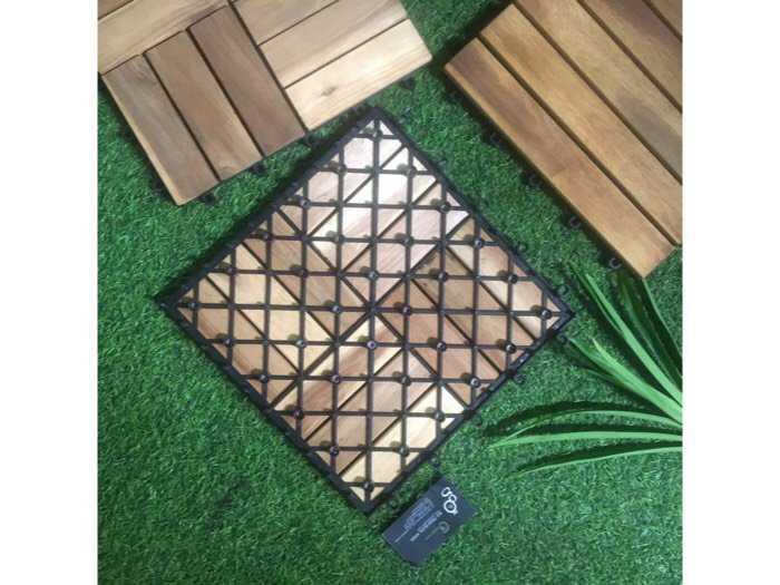 Tấm gỗ lót sàn tiện lợi, dùng ở nhiều vị trí3