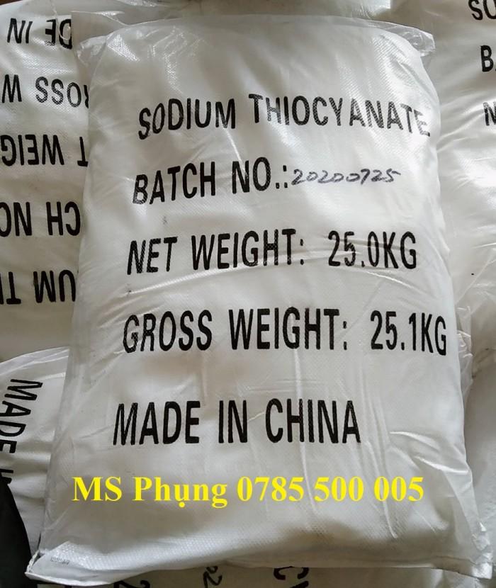 Sodium Thiocyanate - Nascn0