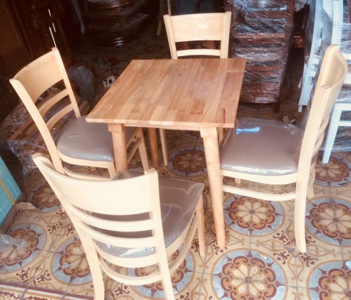 Bàn ghế gỗ chuyên sản xuất tại xưởng khách có nhu cầu ủng hộ mình nha.020