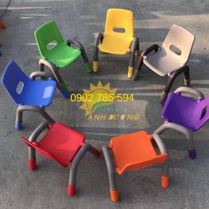Nơi cung cấp bàn ghế mầm non giá sỉ - bảo hành 1 năm3