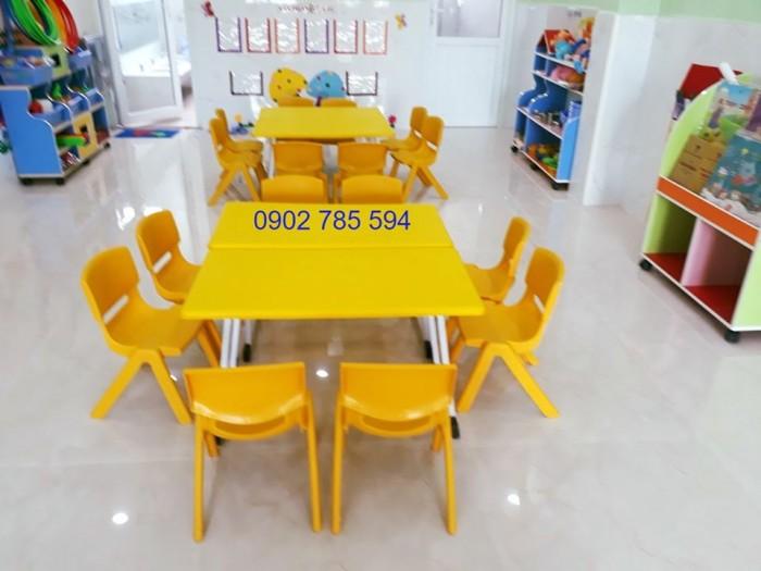 Nơi cung cấp bàn ghế mầm non giá sỉ - bảo hành 1 năm4