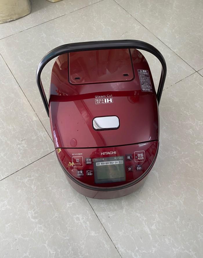 Nồi cơm điện Hitachi RZ-VV180M 1.8LIT hàng nội địa nhật0