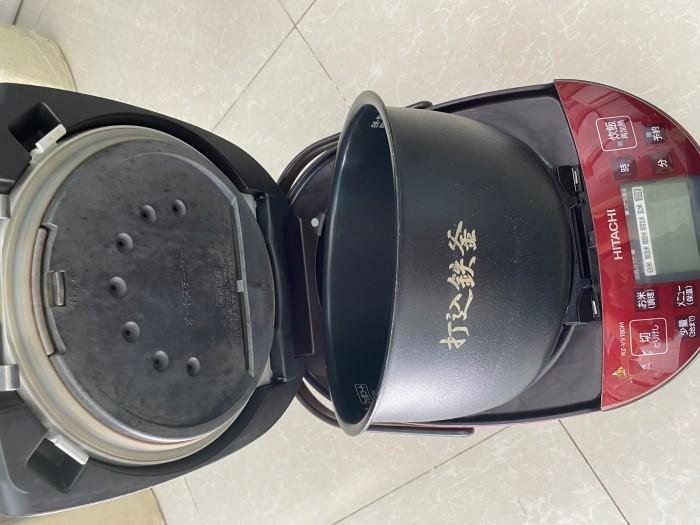 Nồi cơm điện Hitachi RZ-VV180M 1.8LIT hàng nội địa nhật3