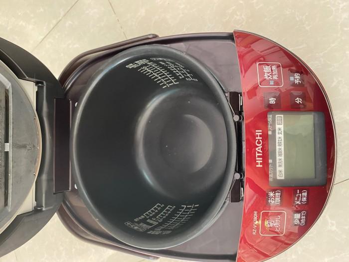 Nồi cơm điện Hitachi RZ-VV180M 1.8LIT hàng nội địa nhật5