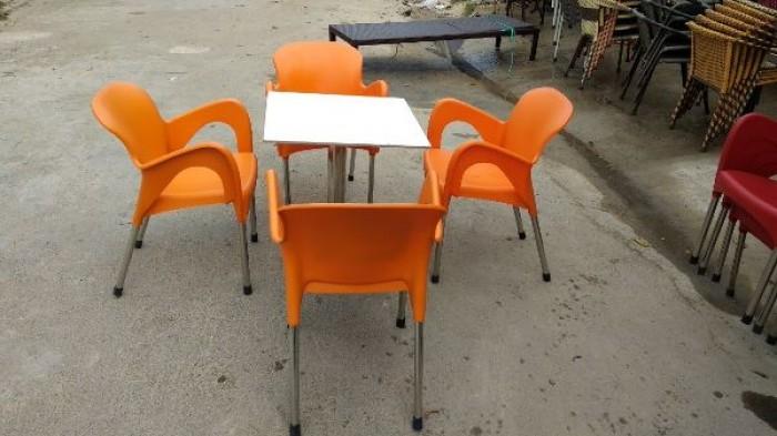 Ghế nhựa nử hoàng chân i nót  có đủ màu làm tại xưởng sản xuất anh khoa 23450