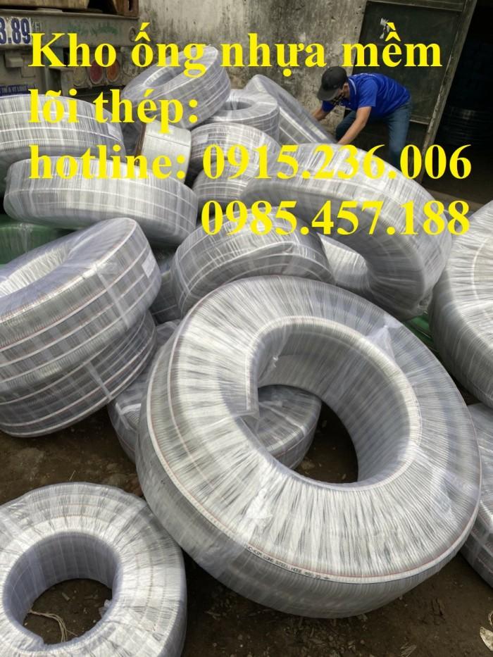 Ống nhựa mềm lõi thép, ống nhựa lõi thép D100, D110, D120, D127, D150, D20ốt3