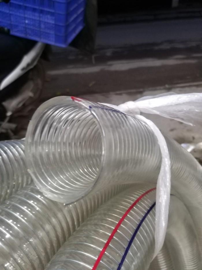 Ống nhựa mềm lõi thép, ống nhựa lõi thép D100, D110, D120, D127, D150, D20ốt5