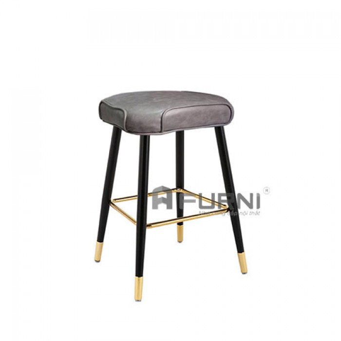 CB LOUIS 2C-65P | Ghế bar 65 cm bọc nệm PVC nhập khẩu TPHCM0