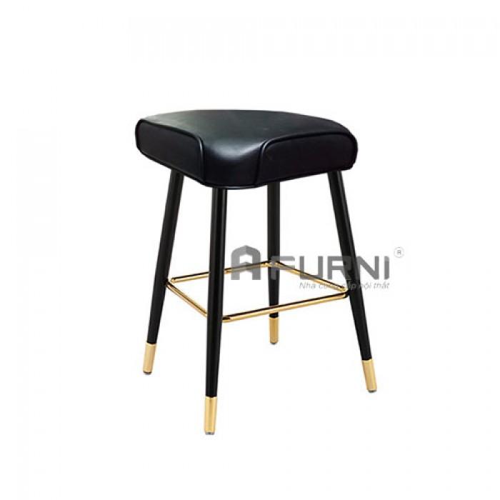 CB LOUIS 2C-65P | Ghế bar 65 cm bọc nệm PVC nhập khẩu TPHCM1