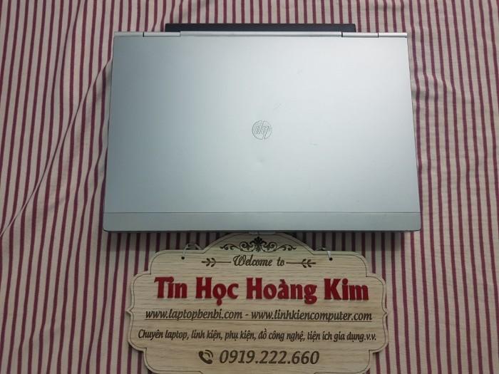 HP Elitebook 2560p - i5 2520M, 4G, 250GB, 12.5inch, webcam, máy đẹ0