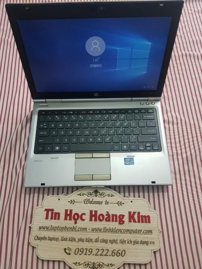 HP Elitebook 2560p - i5 2520M, 4G, 250GB, 12.5inch, webcam, máy đẹ4