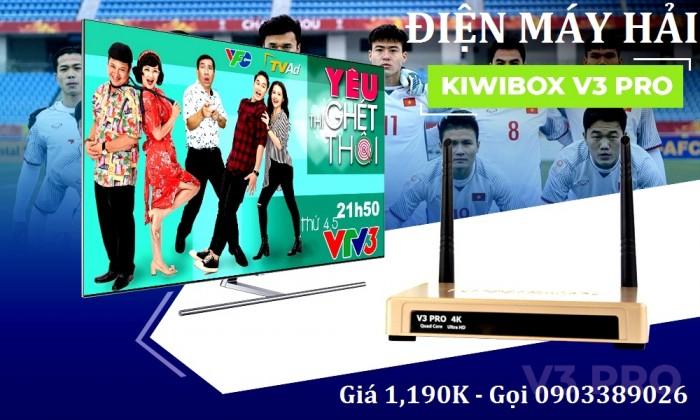 KIWIBOX V3 PRO hàng chính hãng Việt Nam