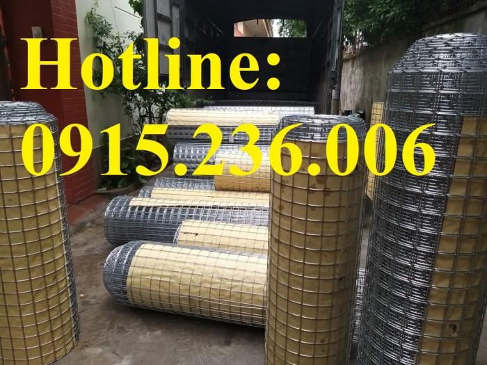 Lưới thép hàn, lưới thép hàn mạ kẽm D3 a50x50 giá rẻ
