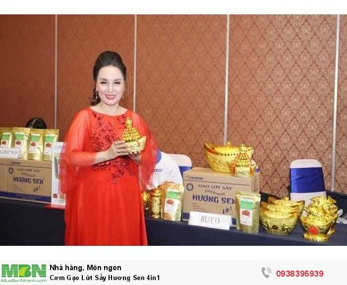 Mua Cơm Gạo Lứt Sấy Hương Sen 4in1   Sản phẩm và Thương hiệu độc quyền -Liên hệ 0938395939 - 9