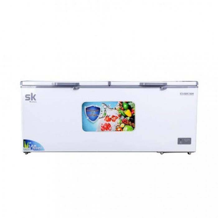 Tủ đông Inverter Sumikura 750 lít SKF-750SI đồng R600A làm bia sệt đông mềm2