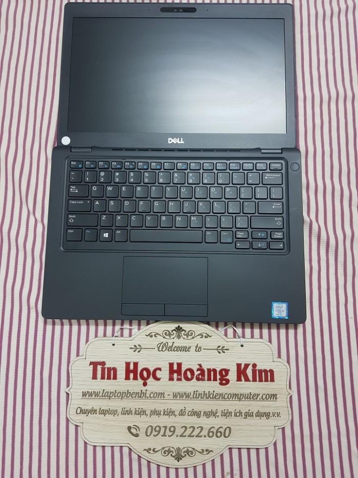 Dell Latitude E5290 -i5 8350U, 8G, 256G SSD, 12.5inch, Webcam, đèn phím, máy6