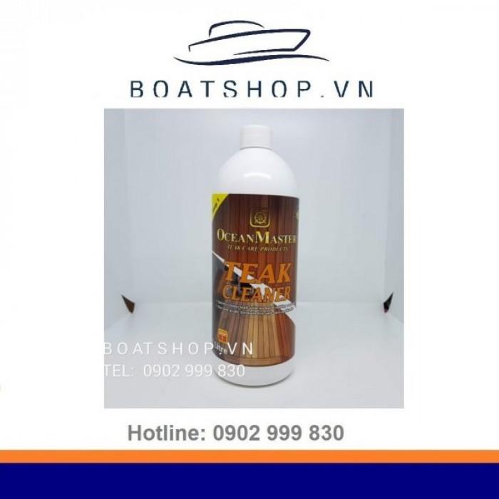 Dung Dịch Tẩy Mốc Gỗ Tếch/  TEAK Ocean Master OM814-010