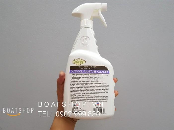 SB519-32 Chăm sóc và bảo vệ da, nội thất cho du thuyền, cao su, nhựa Starbrite0