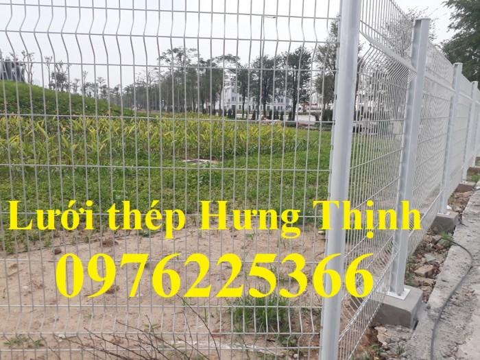 Lưới hàng rào công trình, hàng rào công nghiệp, hàng rào bảo vệ6