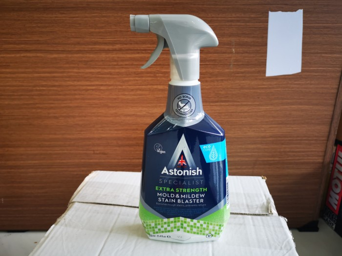 Vệ Sinh Tẩy Rửa Nhà Tắm, Tẩy Nấm Mốc Nhà Tắm Astonish Bathroom C1120 750ml -