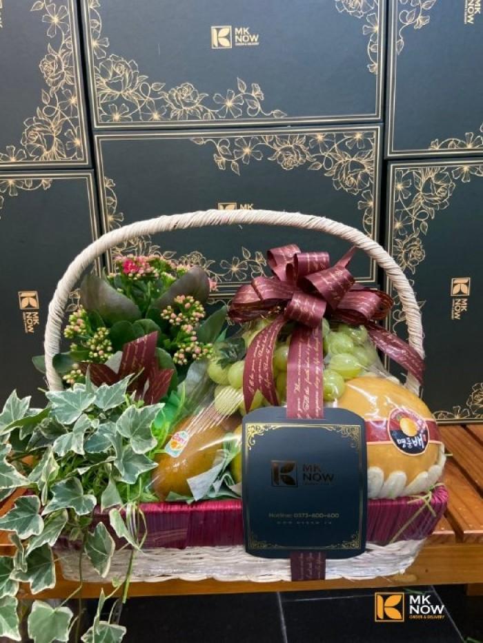Giỏ quà tặng sếp lên chức - FSNK1780